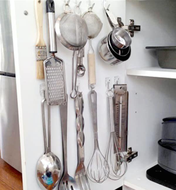 10 creative ways to organize cooking utensils kitchen utensil organization kitchen utensil on kitchen organization dishes id=37280