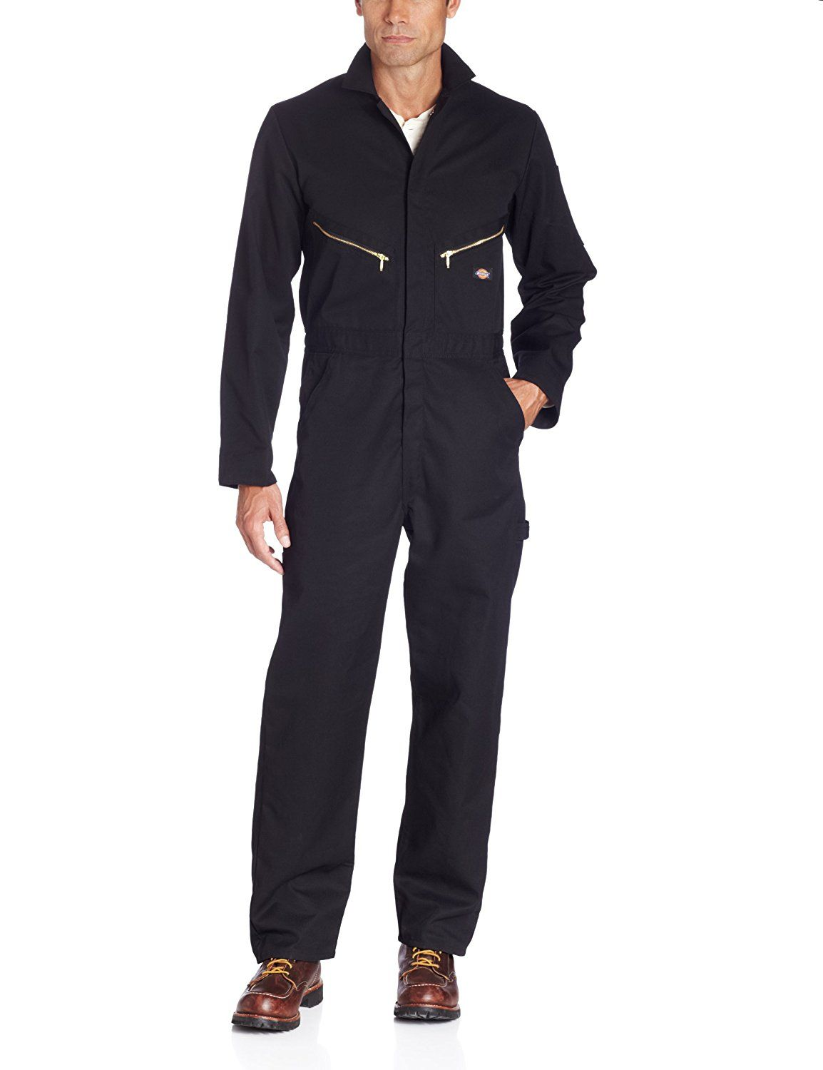 amazon com dickies 48799 deluxe coverall blended olive on dickies coveralls id=90680