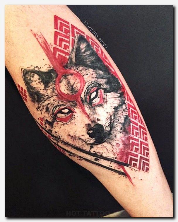 Inspiraзгo para tatuagens | Wolf Tattoo | Wolf tattoos, Tattoos ...