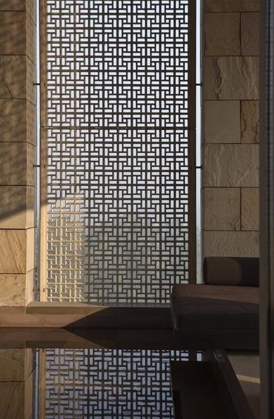 Contemporary Mashrabiya Screen Islamic Inspirations