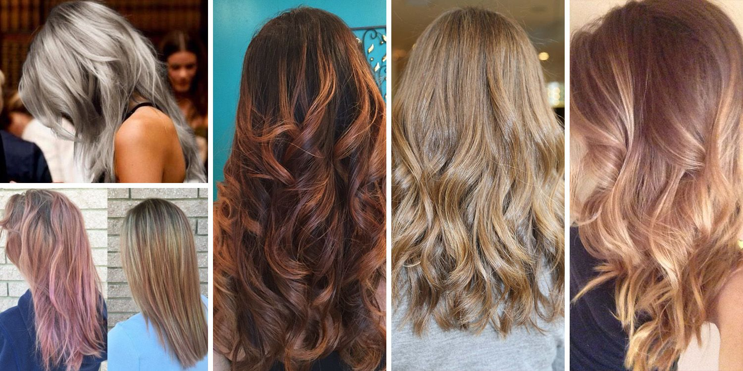 Whats The Hair Color Forecast For Fallwinter The Experts At