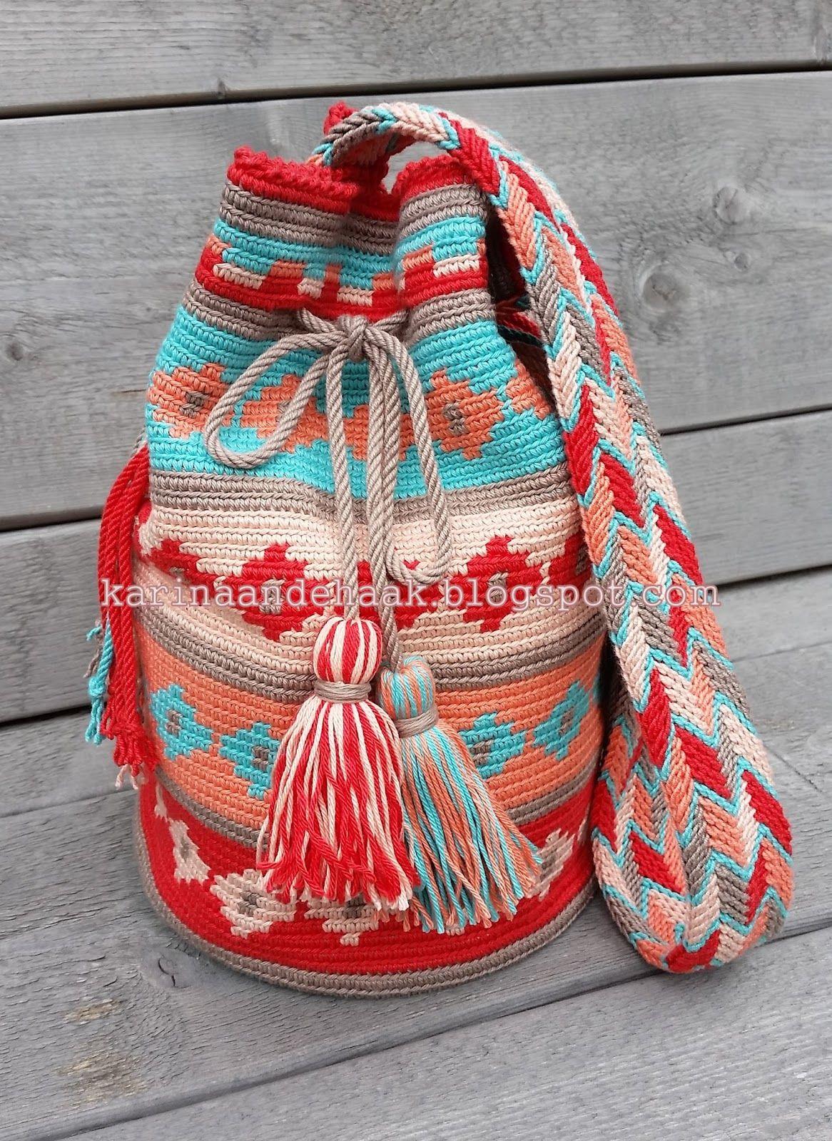 Pin von Nalani K. auf Yarn Crafts   Pinterest   Gehäkelte taschen ...