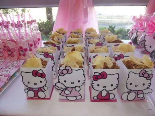 Ideas para fiesta infantil de Hello Kitty Hello kitty, Ideas para - Ideas Para Fiestas Infantiles