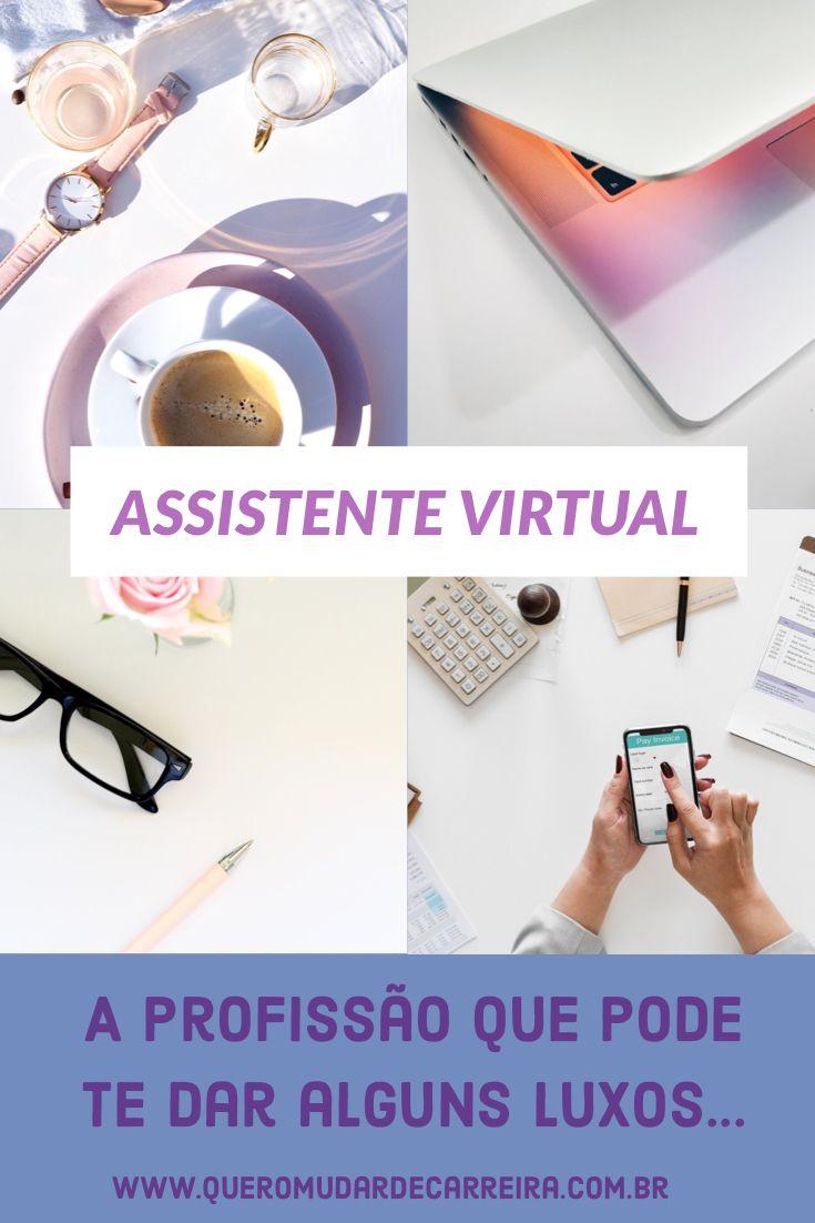 Assistente virtual: uma profissão de luxo!
