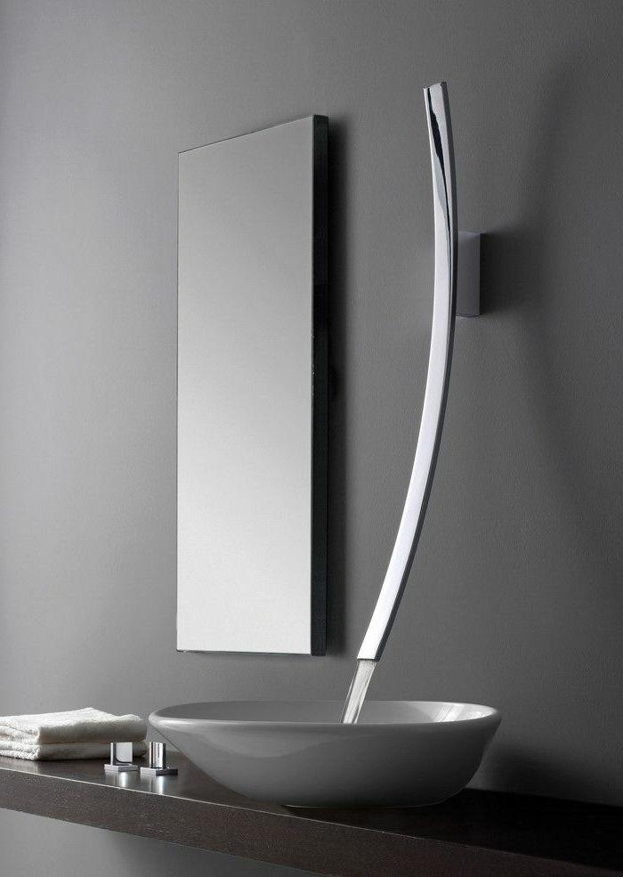 bad accessoires grau wohn design. Black Bedroom Furniture Sets. Home Design Ideas