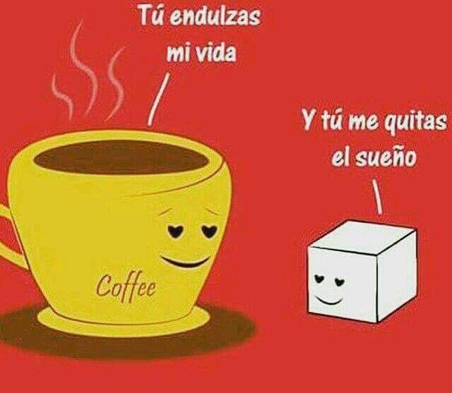 Cafe Con Azucar Inspirational Phrases Funny Spanish Memes Funny Illustration