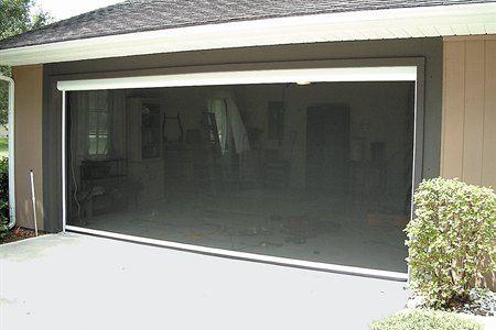 Mirage Custom Retractable Window Solar Screens Solar Screens Garage Screen Door Dream House