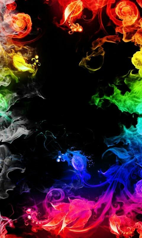 Rainbow Smoke Cool Backgrounds Wallpapers Smoke Wallpaper Rainbow Wallpaper Cool colorful smoke wallpaper hd