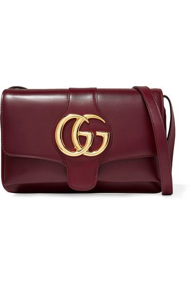 cb6c727baf4ace Gucci Arli leather shoulder bag #gg #designer #burgundy #luxe #winter  #italian
