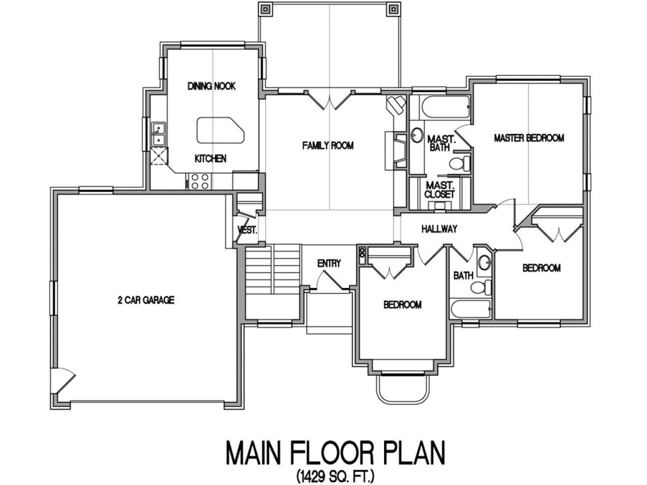 lake view floor plans
