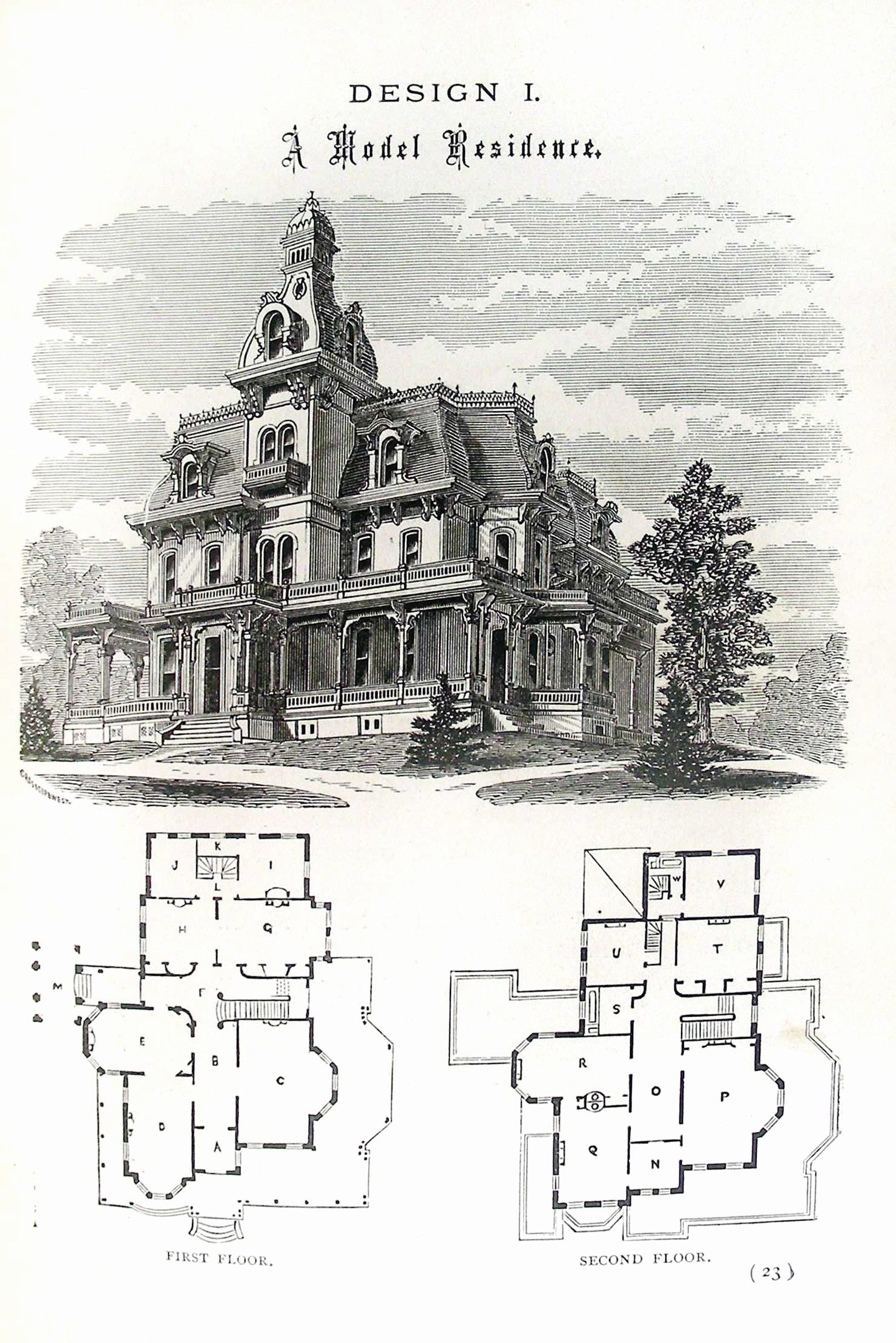 Historic Victorian House Plans Beautiful Historic Floor Plans For Houses Elegant Historic Victorian In 2020 Victorian House Plans Colonial House Plans Victorian Homes