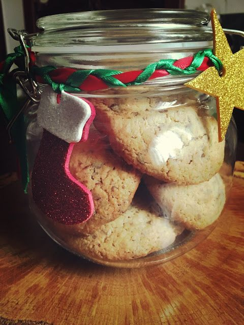 Jar of Christmas Cookies