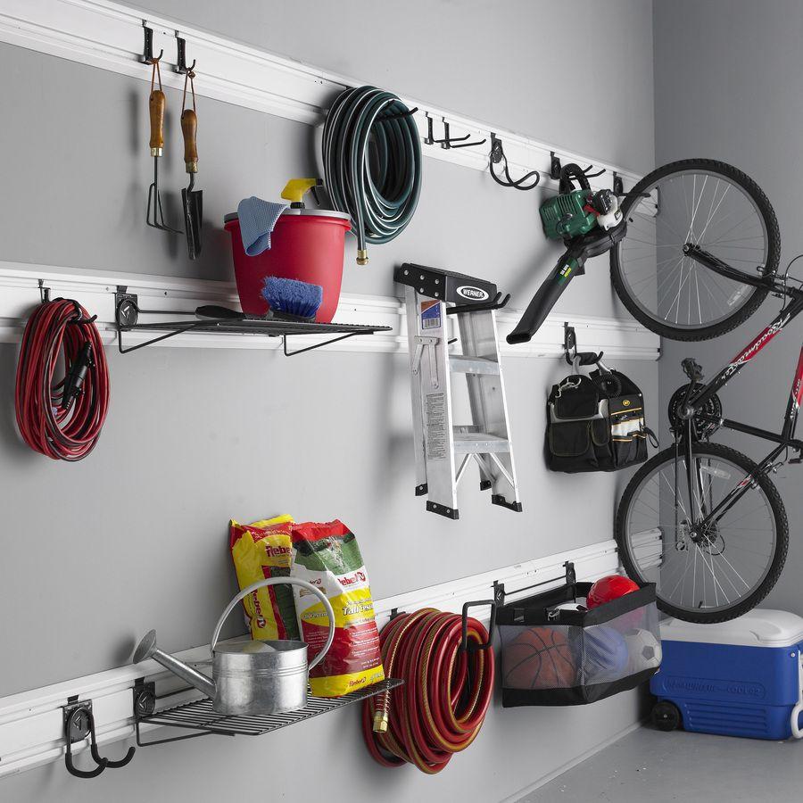 Shop Gladiator Vertical Bike Hook At Lowes Com Garage