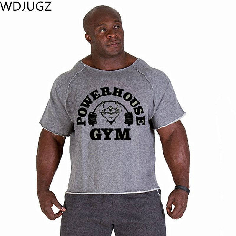 29734996e Muscle Shirts, Body Building Men, Fitness Men, Fitness Apparel, Casual T  Shirts
