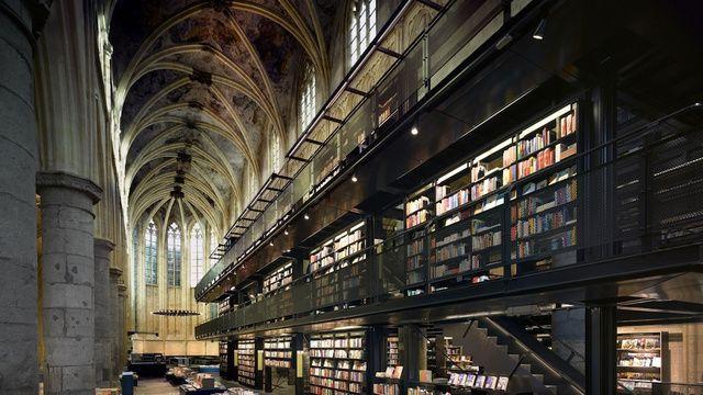 Selexyz bookstore- Maastricht
