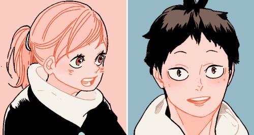 kageyama hinata   Tumblr