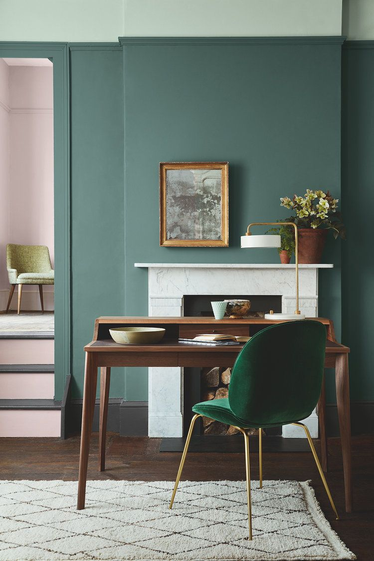 Little Greene Launches A New \'Colours of England\' Paint Chart for ...