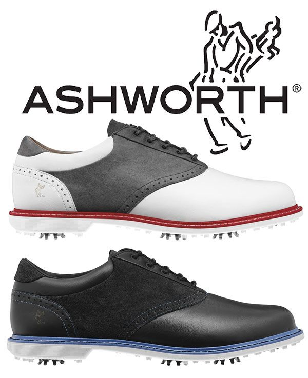 Ashworth Leucadia Tour Shoes | Rock Bottom Golf #rockbottomgolf