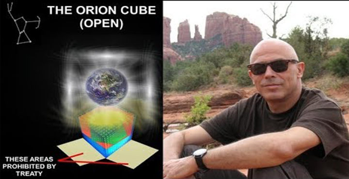 Former Worker Of Area 51 Talks About The Aliens Stargate And The Cube Of Orion Project Blue Book Stargate Area 51