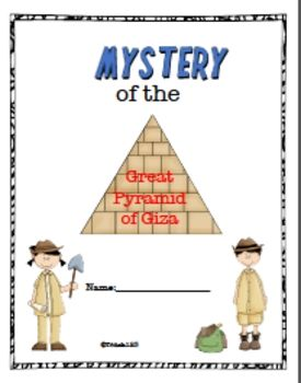 Geometry, ancient Egypt, and simple machines - $7  Lots of activities!