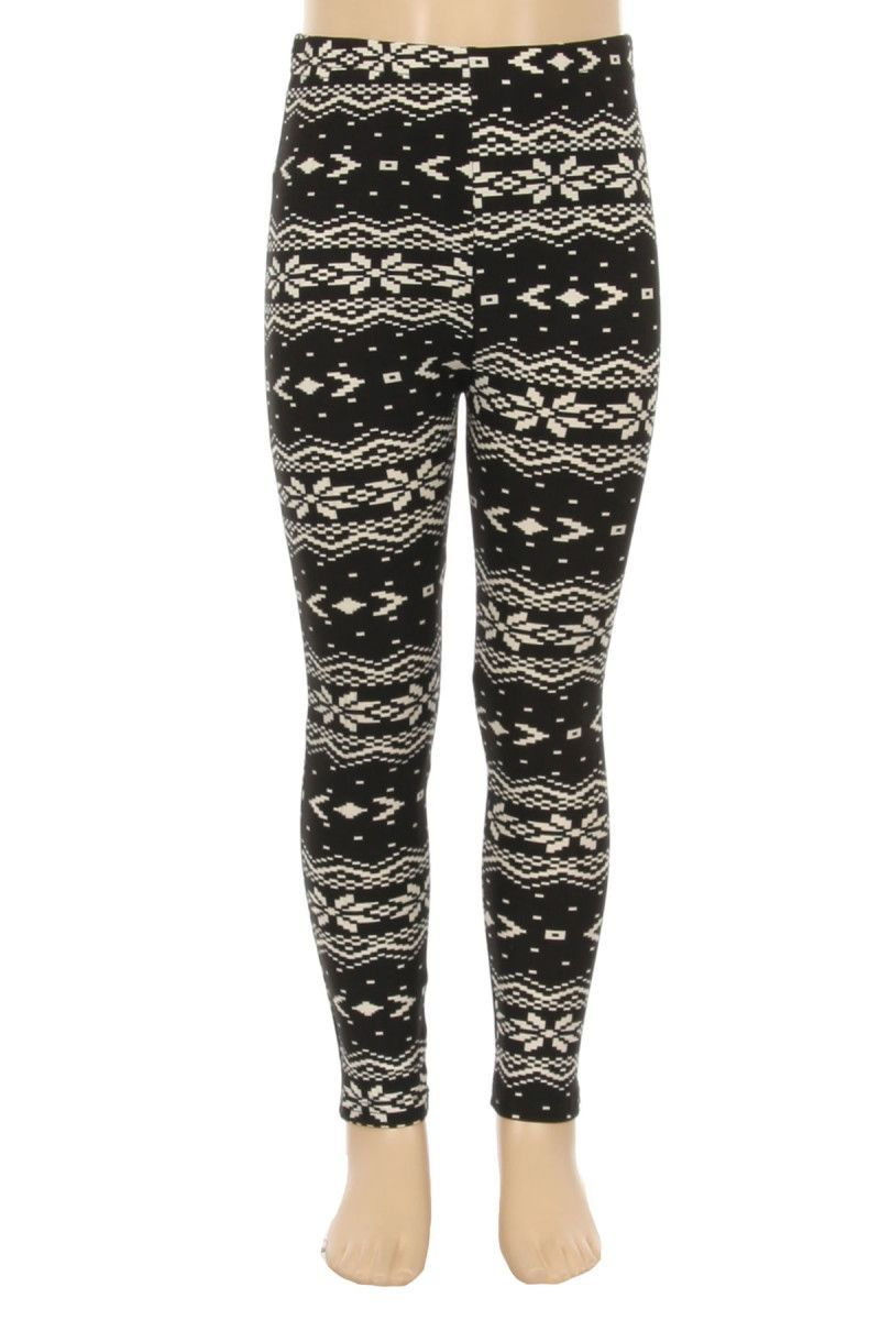 44847f31aa327 Printed Leggings for Kids - Kids L/XL | Products