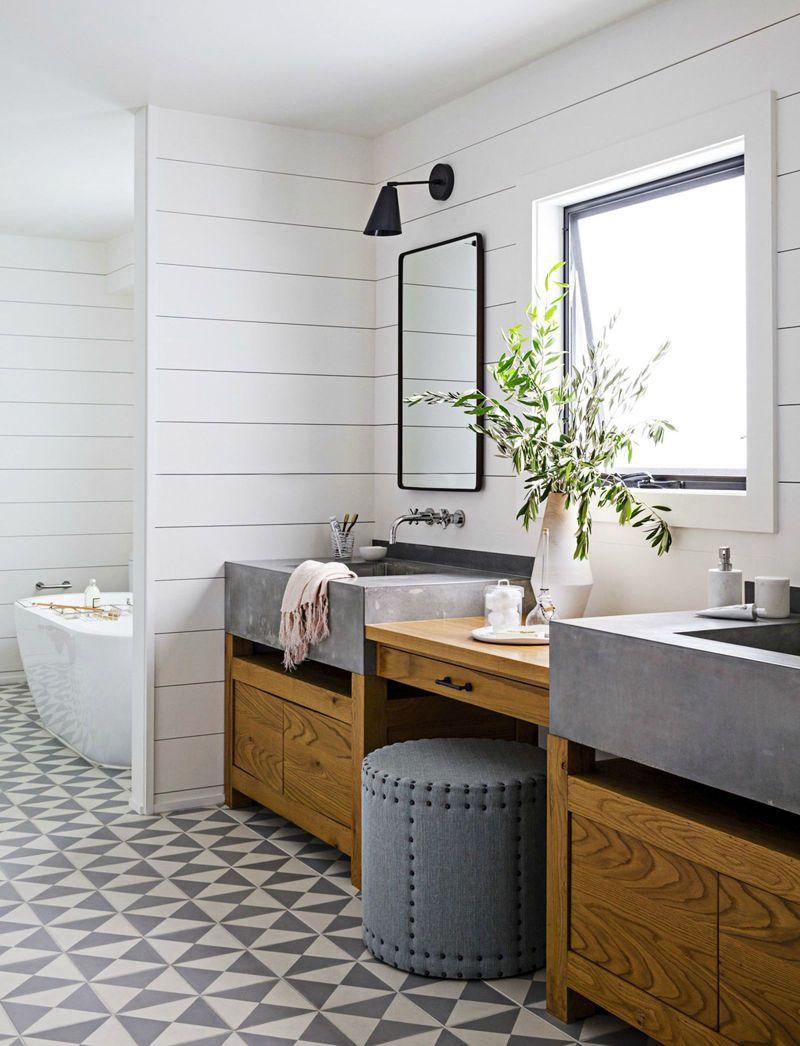 Bathroom Tile Colour Schemes Ideas In 2020 Large Bathroom Design Eclectic Bathroom Design Modern Bathroom Design