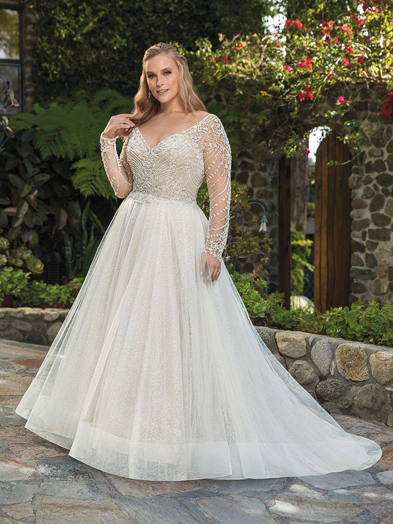 Style 2373 Naomi Casablanca Bridal Wedding dresses