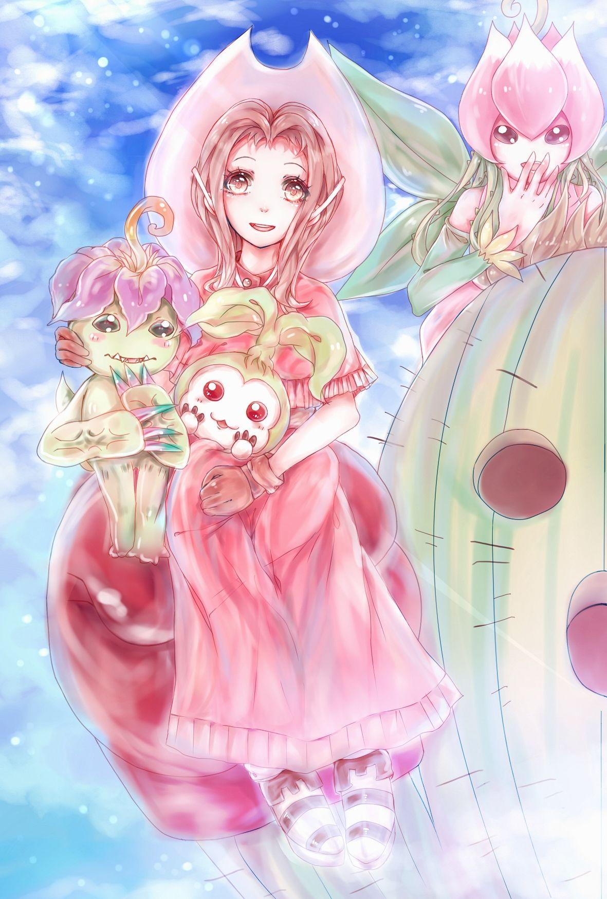 Pin by Kamilah Okafor on Anime Is Digimon, Anime