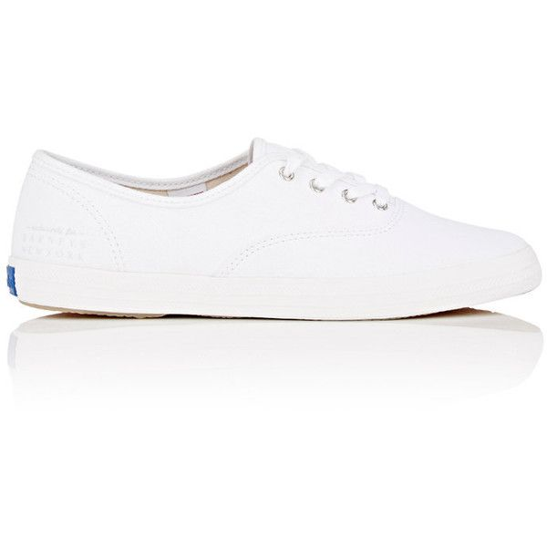 Champion sneakers, Keds, White canvas shoes