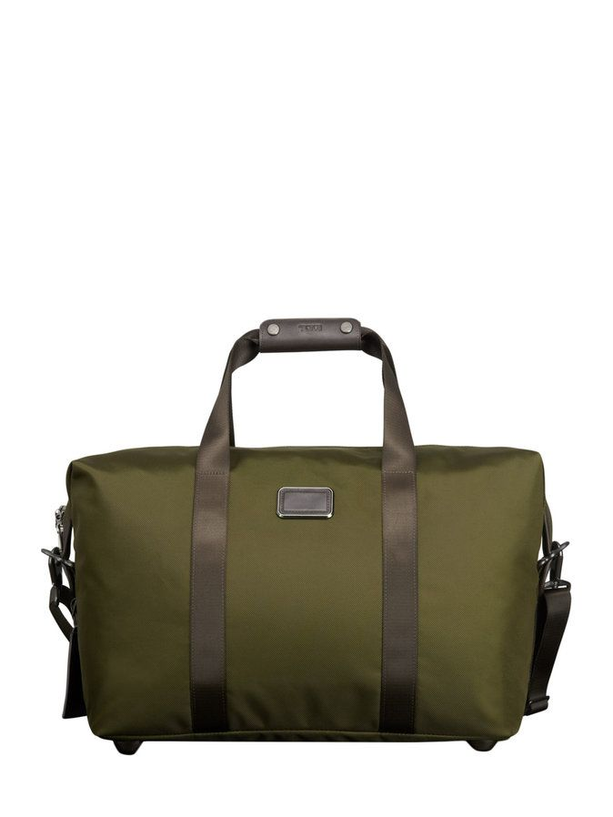 Tumi Small Soft Travel Satchel   Men's Luggage