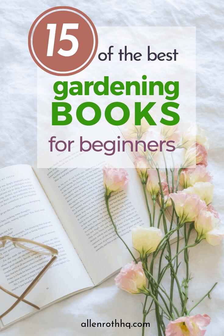 Best Gardening Books For Beginners 2020 | Gardening books ...