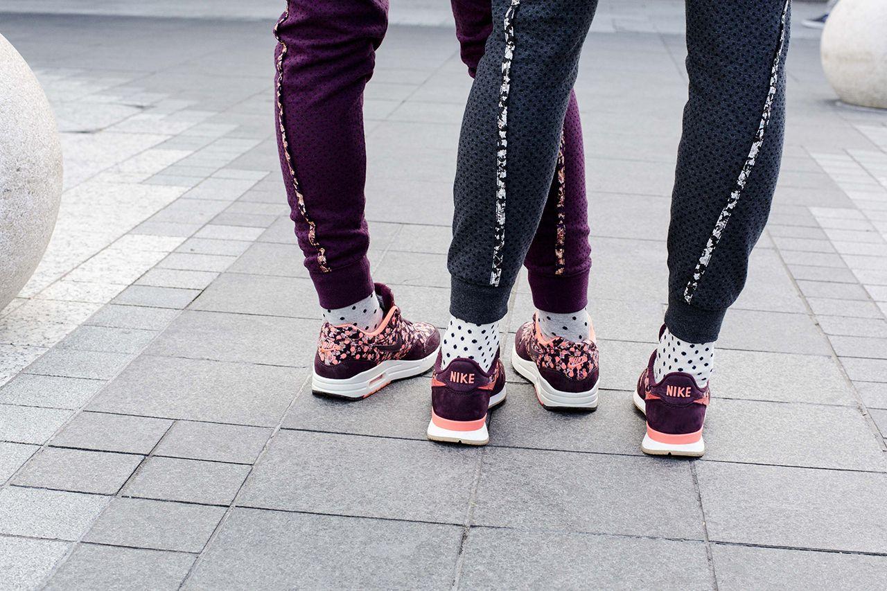 Liberty x Nike 2014 Holiday Collection British fashion