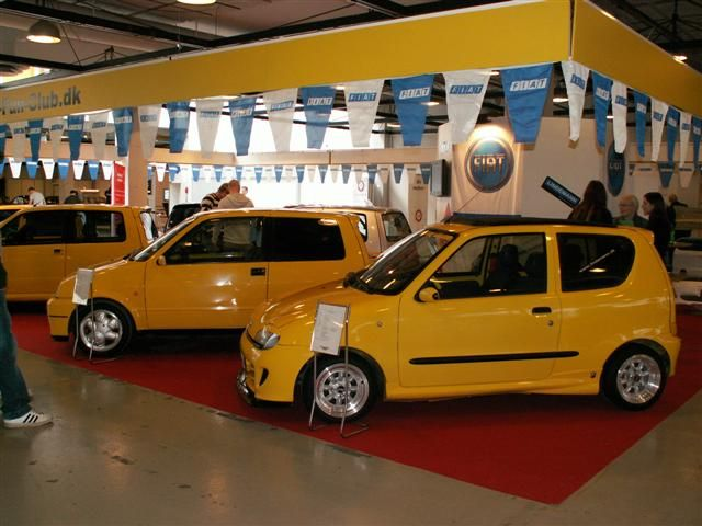 Fiat Seicento Sporting Abarth With Images Fiat Fiat