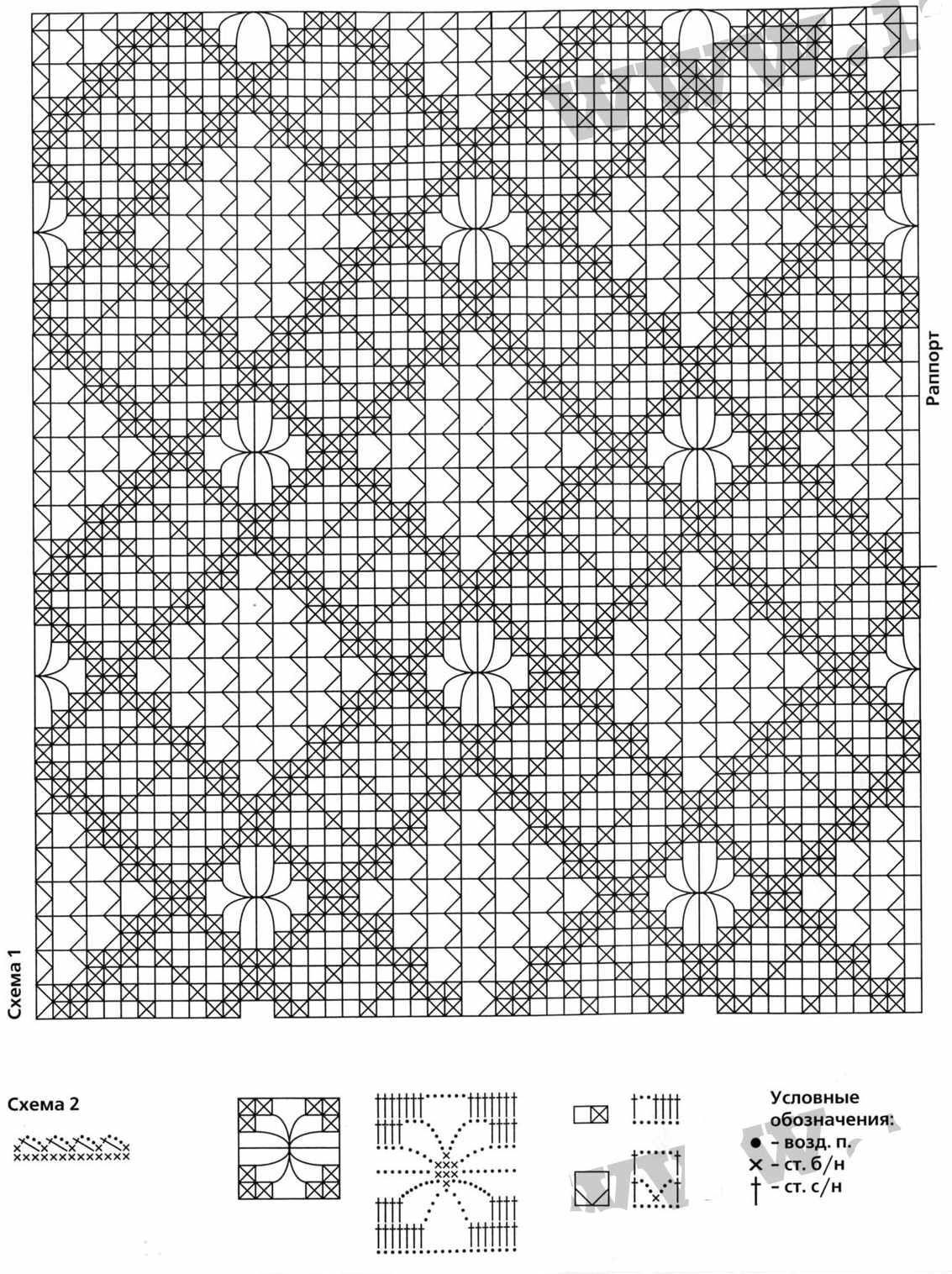 Perfecto Gráficos Gratuitos Filete De Crochet Y Patrones ...