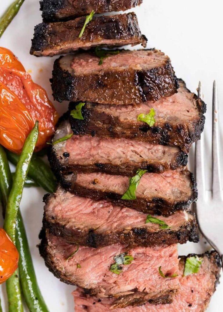 Easy Steak Marinade - Only 5 ingredients and 5 minutes of prep! #dinner #easyrecipe #easydinner #recipe #iheartnaptime #grillingrecipes #grilledsteakmarinades