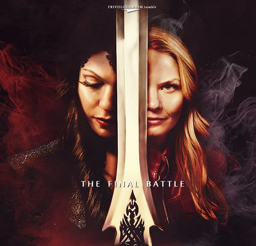 Ouat Wallpaper: The Final Battle [ Wallpaper: HERE ] OUAT