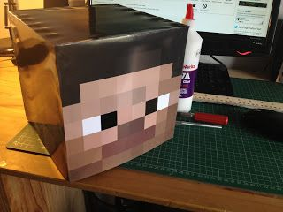 photo relating to Minecraft Steve Head Printable named Free of charge Minecraft Steve brain, printable template mask