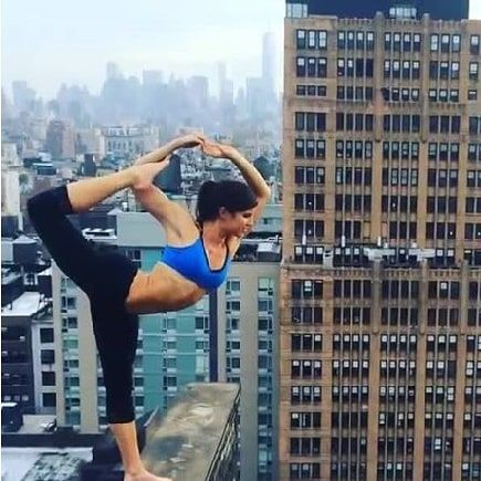 Yoga is for all ages. find your balance. balance is key.Have fun with yoga. Find yourself in yoga. y...