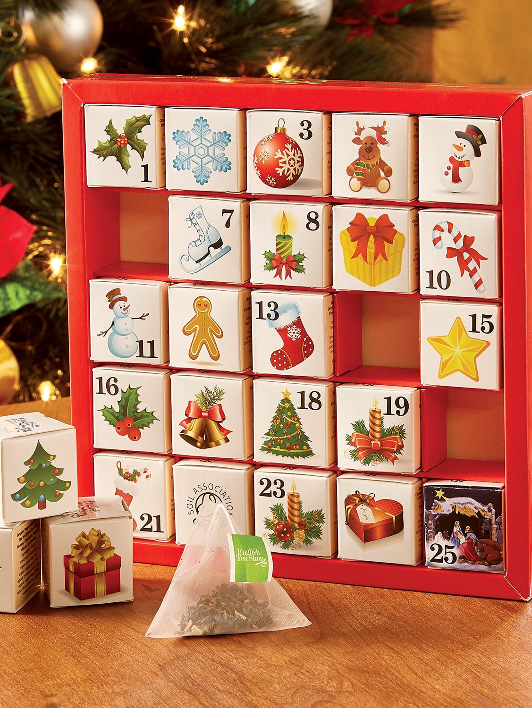 English Tea Shop Advent Calendar in 2020 | Tea advent calendar