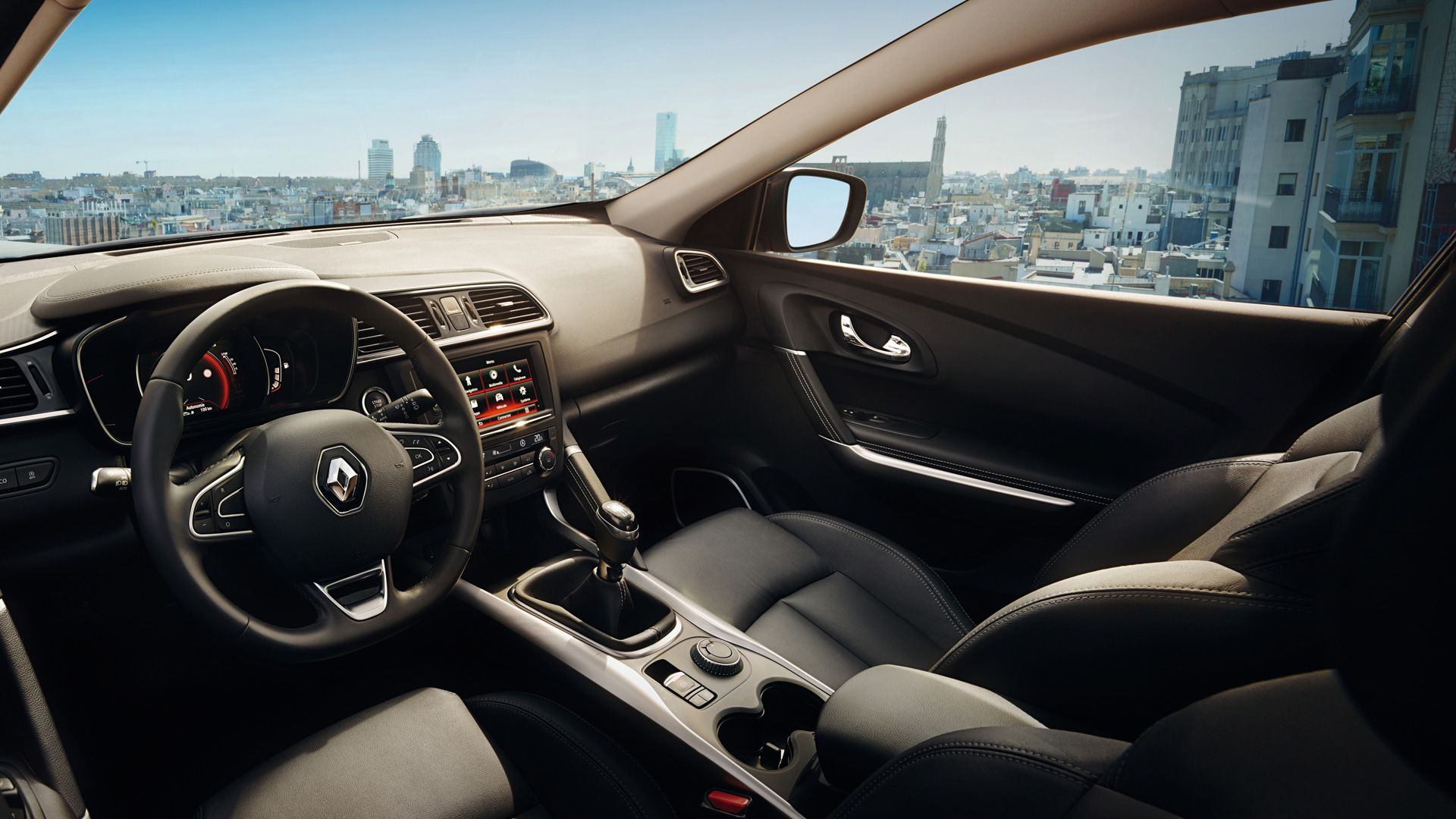 Renault Kadjar Neuer Suv Suv Reviews Renault Suv