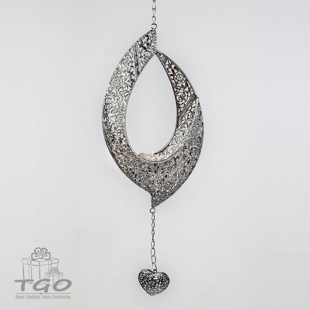 Formano Deko Hanger Teelichthalter Elipse 116cm Geschenke Online