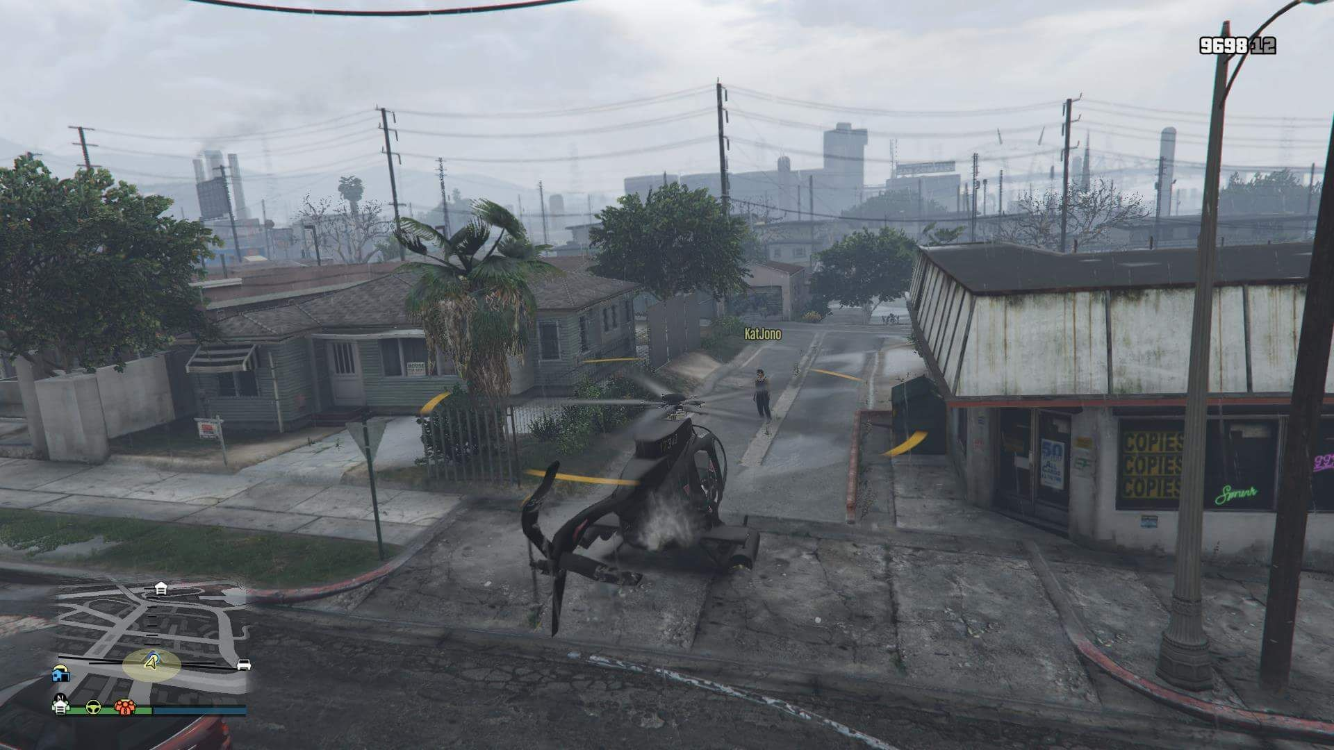 I Think Broke My Buzzard Grandtheftautov Gtav Gta5 Game Ps4 Grand Theft Auto V