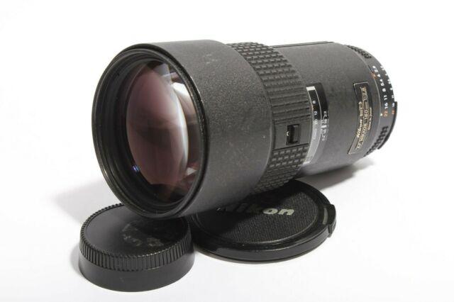 Nikkon Nikkor Af 180mm F 2 8d If Ed Lens For Sale Online Ebay Lens Vr Lens Nikkon