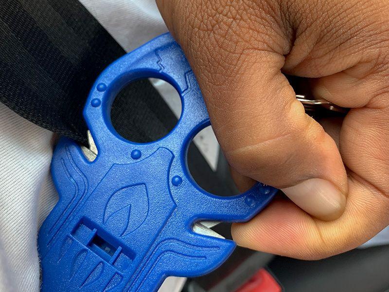 Selfdefense Keychains In 2020 Black Keychain Self Defense Keychain