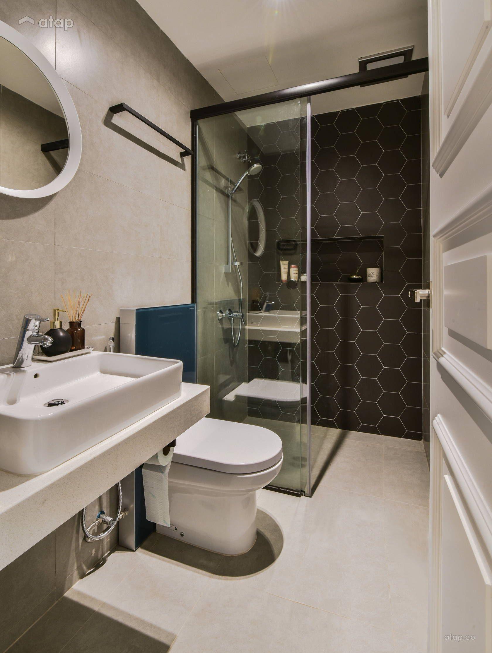 Minimalistic Scandinavian Bathroom Terrace Design Ideas Photos Malaysia Atap Co Toilet Design Scandinavian Bathroom Contemporary Bathroom Vanity