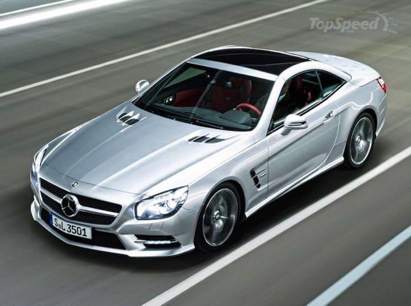 2017 Mercedes Benz SL Cars Pinterest