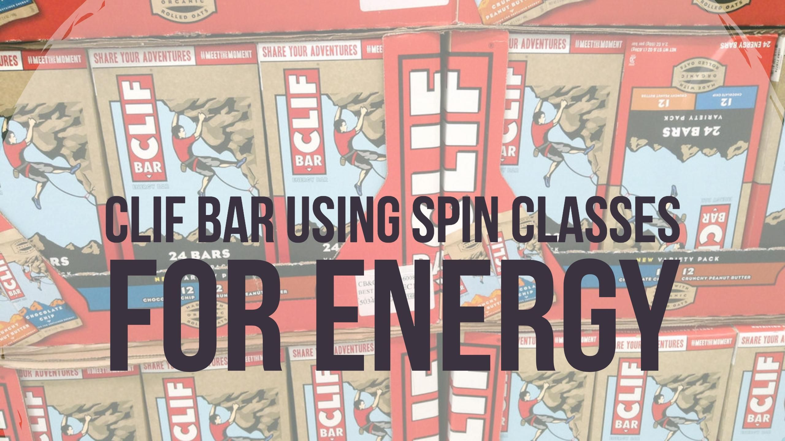 """""""How Clif Bar Company is Using Spin Classes for Energy & Power""""... http://www.believe.love/1362/how-clif-bar-company-is-using-spin-classes-for-energy-power/"""