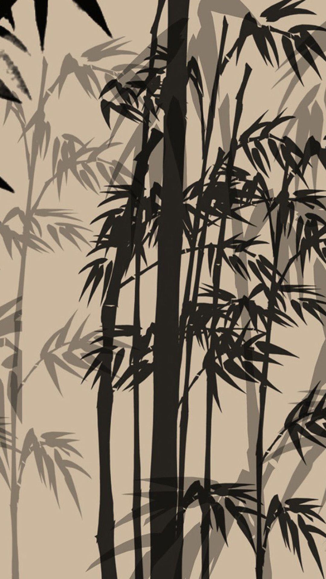竹やぶ 和柄のiphone壁紙 Iphone11 スマホ壁紙 待受画像ギャラリー 日本美術 画面の壁紙 Iphone壁紙