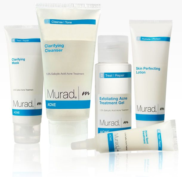 Murad Skincare Get Rid Of Acne Fast This Will Clear You In About Three Days Then Your Skin Will Purge All Remaining Bacteria And Pimples For About A