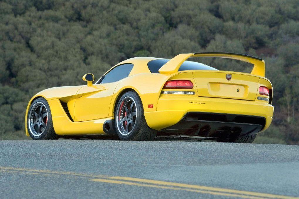 Hennessey Viper Venom 1000TT | Hennessey Venom | The Fastest US Car ...